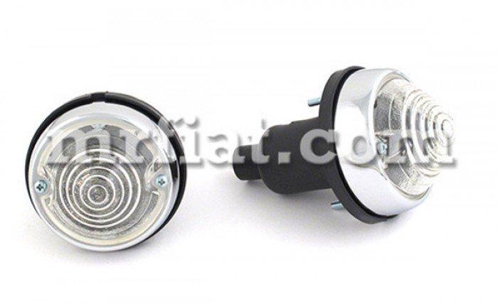 Innocenti Mini Minor Front Indicator Lights Set