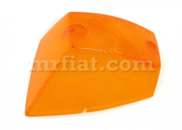 Renault Caravelle Square Amber Front Right Turn Light Lens