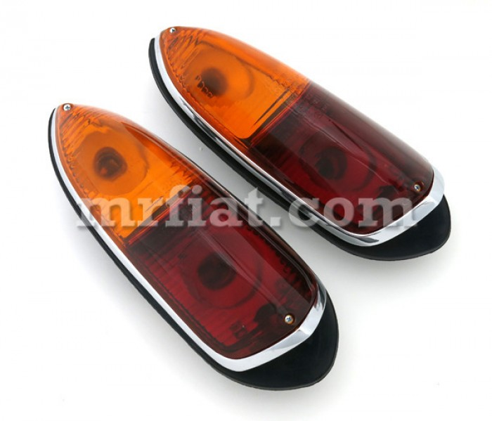 Apolo GT Complete Rear Tail Light Set