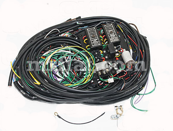 ferrari 330 gt gtc wiring kit electrical and ignition 330 gtc rh mrfiat com