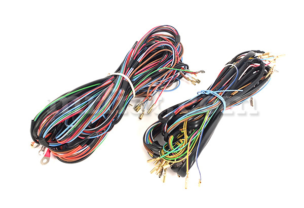 fiat600wiringharness fiat 600 wiring harness electrical and ignition fiat 600 wire harness fiat 124 at edmiracle.co