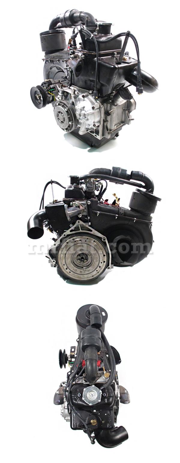 Fiat 500 126 650 cc Engine