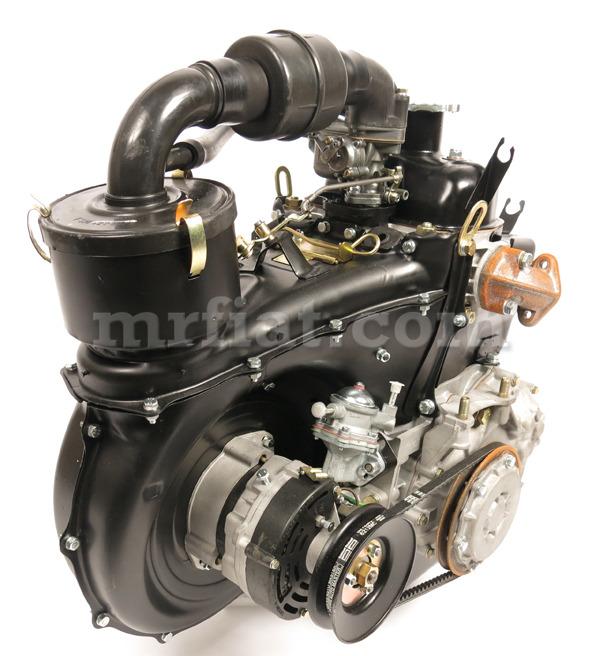 fiat 500 126 650 cc engine complete new. Black Bedroom Furniture Sets. Home Design Ideas