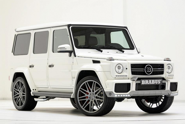 Mercedes GWagon Brabus G550 G63 G65 463 23\u0026quot; F Forged Wheels Set New  eBay