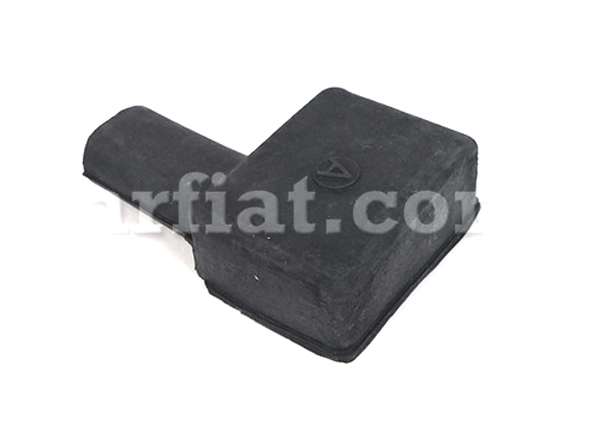 fiat 500 600 battery cover rubber new ebay. Black Bedroom Furniture Sets. Home Design Ideas