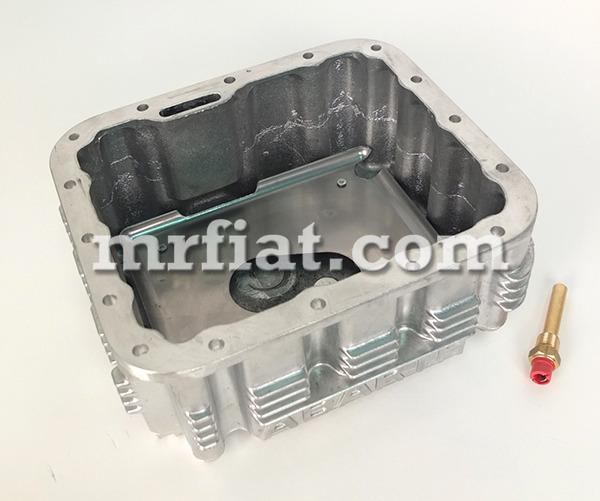 Sump Mail: Fiat 500 Abarth Aluminum Oil Sump New