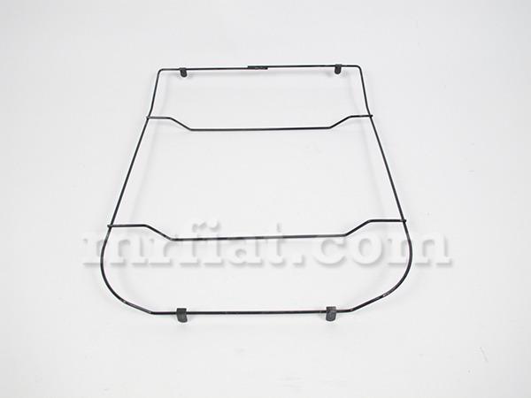 alfa romeo spider seat cushion frame oem new