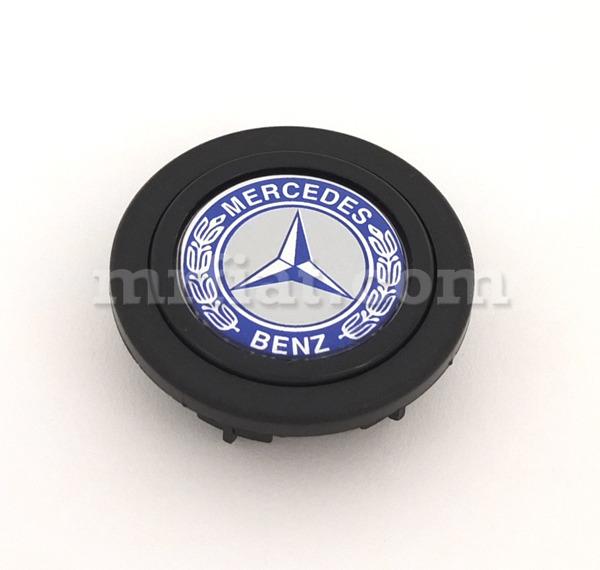 Mercedes benz blue horn button new ebay for Mercedes benz horn