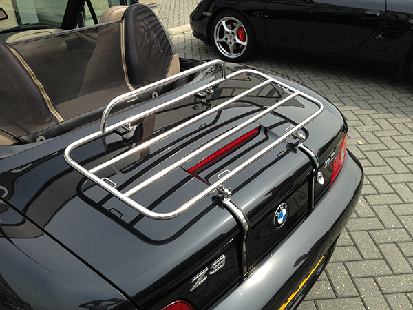 Bmw Z3 Roadster Luggage Rack New Ebay