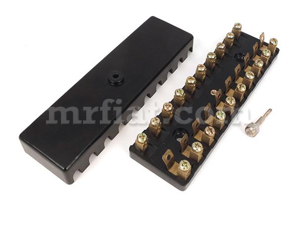 ferrari 208 308 gt 4 gtb gts fuse box 10 new ebay. Black Bedroom Furniture Sets. Home Design Ideas