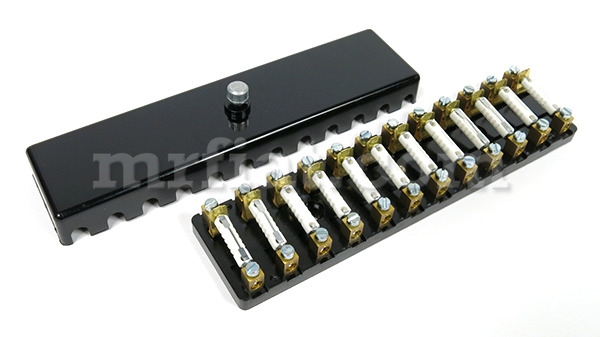 ferrari 208 308 gt 4 gtb gts fuse box 12 new ebay. Black Bedroom Furniture Sets. Home Design Ideas