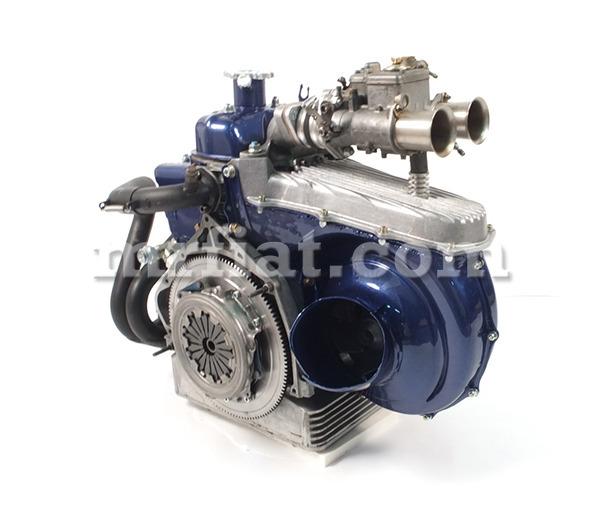 Fiat 500 700 Cc Double Body Carburetor 62 HP Sport Engine