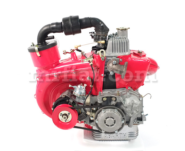Fiat 500 650 cc Abarth Sport Engine Complete New | eBay