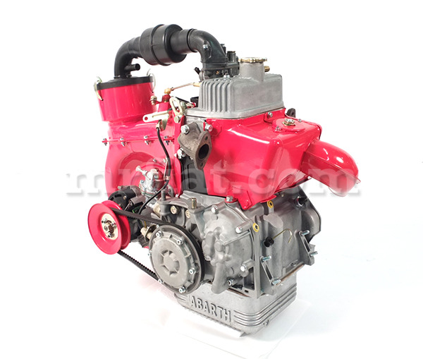 Fiat 500 650 Cc Abarth Sport Engine Complete New