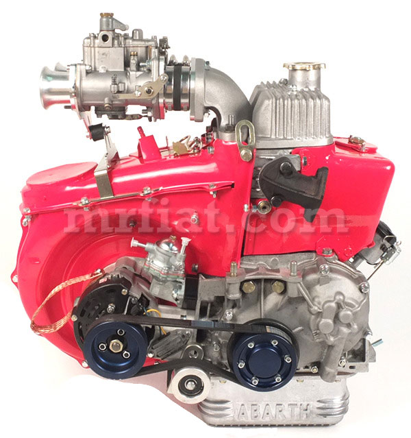 Fiat 500 695cc Abarth Sport Engine Complete New Ebay