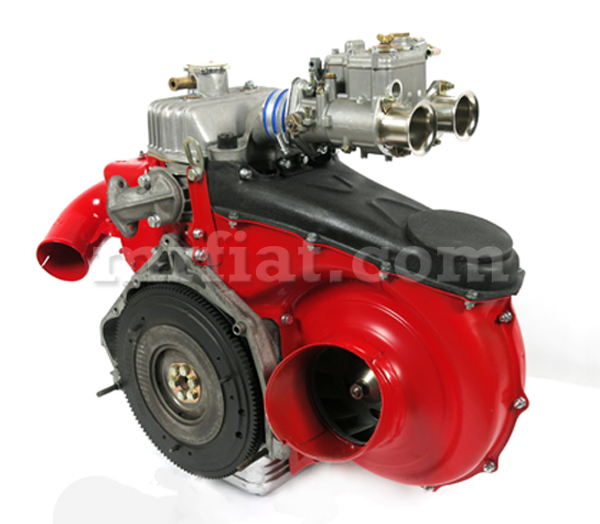 Fiat 500 700 Cc 50 Hp Abarth Sport Engine Complete New