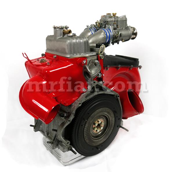 fiat 500 700 cc 50 hp abarth sport engine complete new. Black Bedroom Furniture Sets. Home Design Ideas