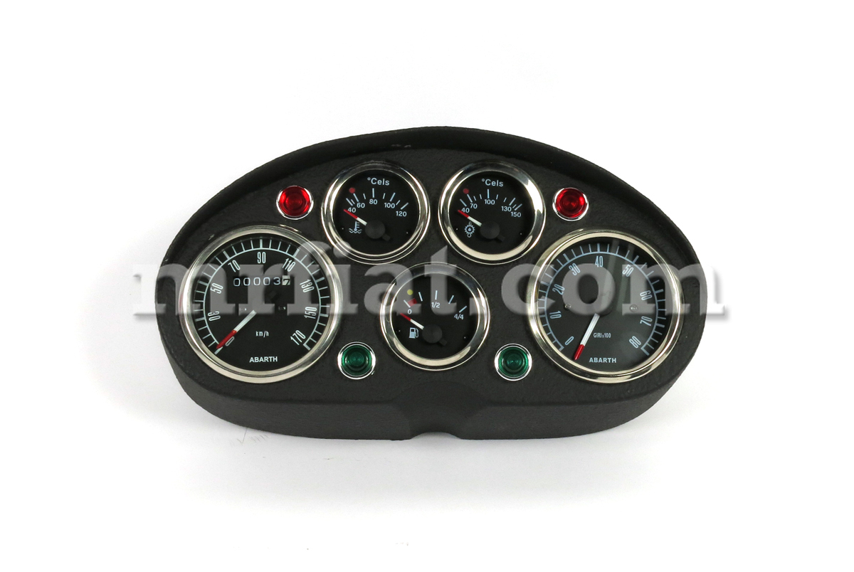 Fiat 600 Abarth Dashboard New Ebay