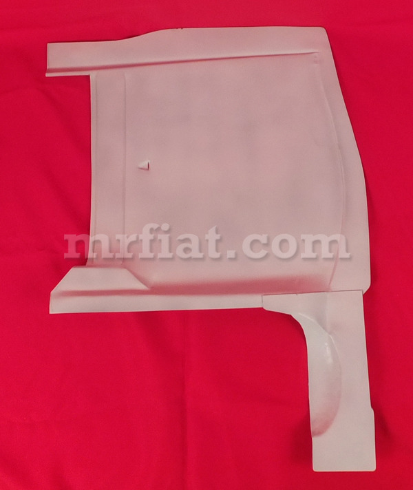 Fiat    850 Sport    Coupe    Spider Right Engine Protection Plate
