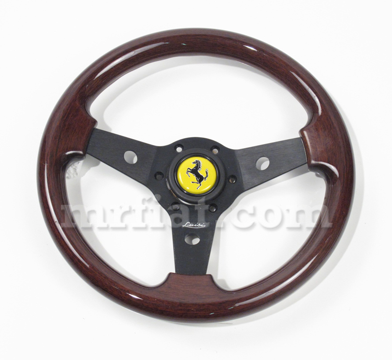 ferrari mondial 8 208 308 328 steering wheel. Black Bedroom Furniture Sets. Home Design Ideas