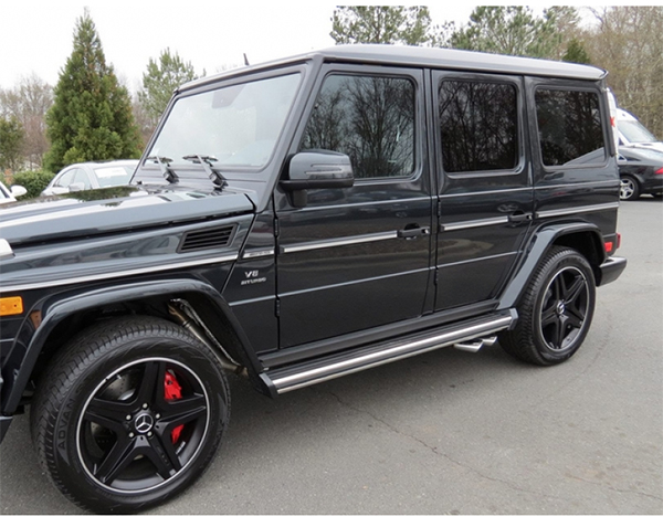 Mercedes g wagon amg g500 g550 g63 g350 g320 g400 exhaust for Mercedes benz g wagon parts