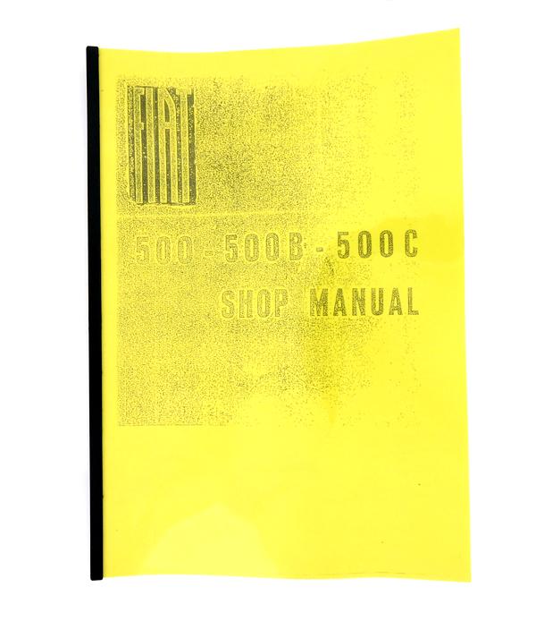 fiat topolino a b c shop manual new ebay rh ebay com Disney Topolino Vintage Topolino Restaurant