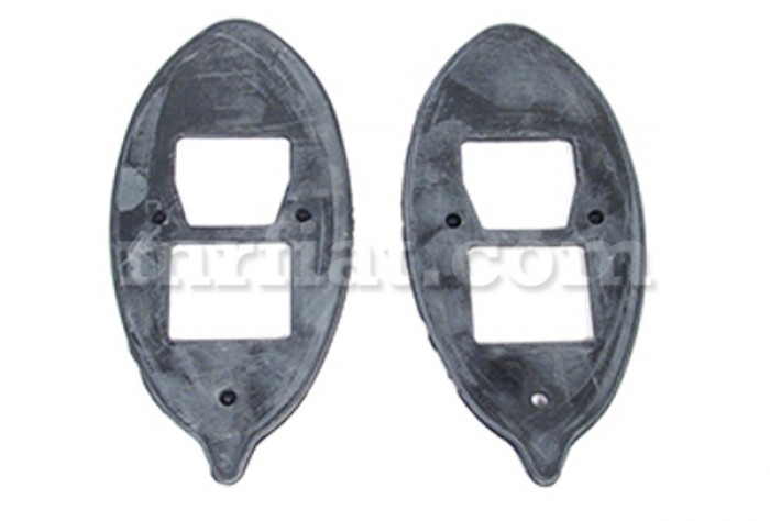 Autobianchina Bianchina Normale 4 Posti Small Headlamp Gasket Set