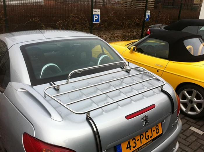 Peugeot 206CC Luggage Rack