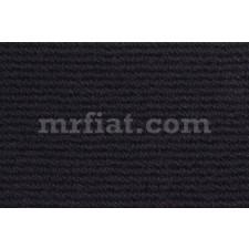 Ferrari 275 GTS 330 GTS 365 GTS Tight Knit Black Trunk Boot Carpet