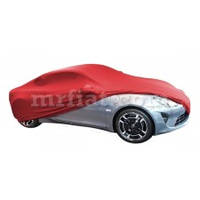 Alpine A110 Red Indoor Fabric Car Cover W/ Mirror Pockets 2017-19