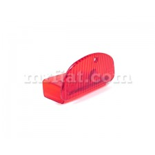 BMW Isetta Early Red Stop Light Lens