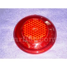 BMW Red 94 mm Tail Light Lens