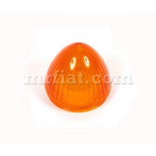 BMW 507 Amber Round Front Turn Signal Light Lens