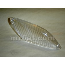 BMW 600 Isetta Clear Front Turn Light Signal Lens