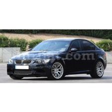 BMW 3 Series Grey Indoor Fabric Car Cover 2006-13