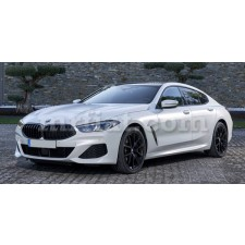 BMW 8 Series Red Indoor Fabric Car Cover 2019-20