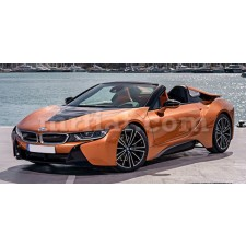 BMW I8 Roadster Grey Indoor Fabric Car Cover 2014-19