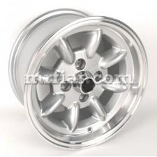 BMW 1502 2002 3 Series E21 Minilite Style Wheel 7x13 Offset 5