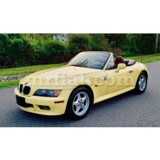 BMW Z3 Roadster Grey Indoor Fabric Car Cover 1995-03