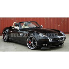 BMW Z8 Roadster Red Indoor Fabric Car Cover 2000-03
