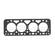 Fiat 1100 D 1200 Cabrio Cylinder Head Gasket 72 mm  From 1959 On