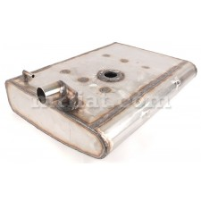 Fiat 1200 1500 Spider 1600 S Stainless Steel Fuel Tank