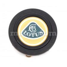 Lotus Horn Button