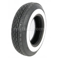 Vespa 400 440 x 10 Excelsior Whitewall Tire