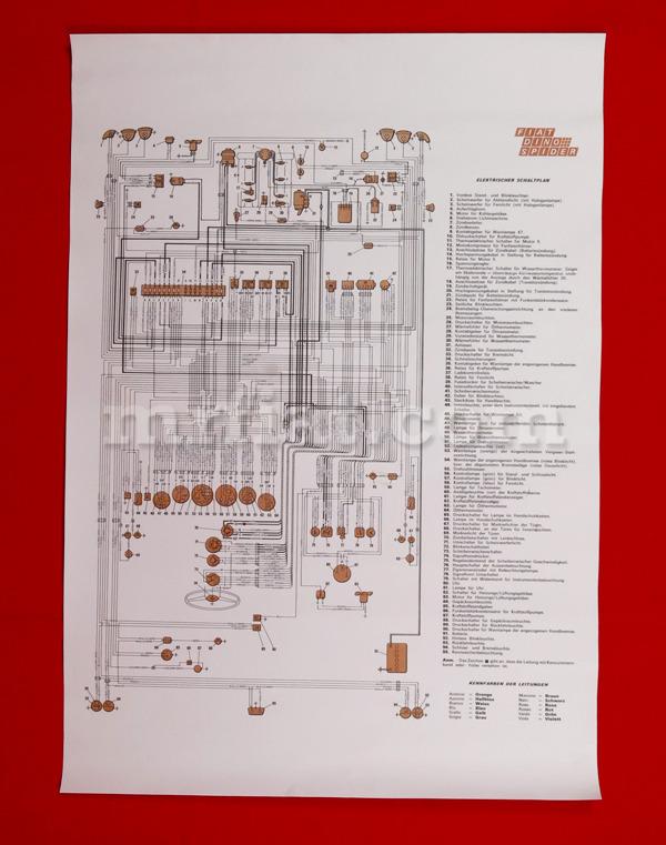 Ferrari Dino Wiring Diagram - Wiring Diagram Table on